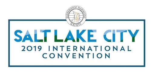 WEDNESDAY DAY PASS - 2019 International Convention