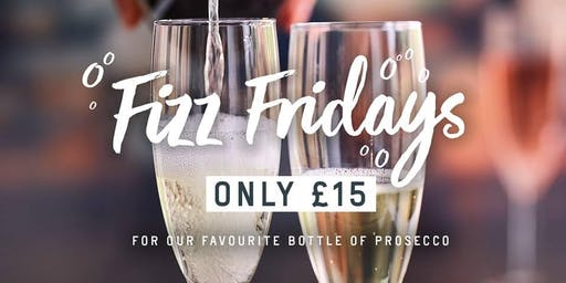 Fizz Friday @ The Starting Gate