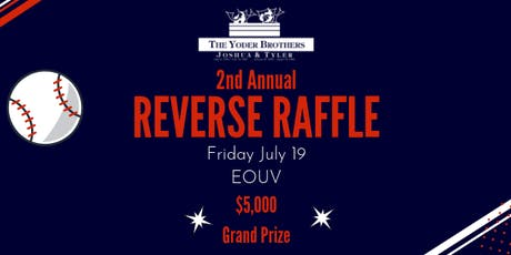 2nd Annual Reverse Raffle  tickets