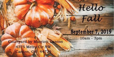 Hello Fall Craft & Vendor Show tickets