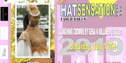 """""""HatSensation"""" Fashion Show and Launch Party"""