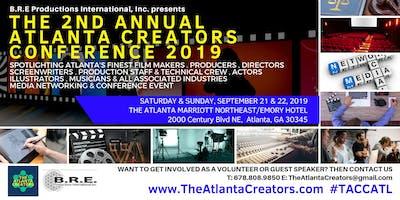 The 2nd Annual Atlanta Creators Conference 2019