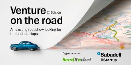 II Venture on the Road Barcelona entradas