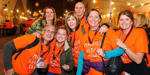 Maggie's Culture Crawl Manchester 2019 Volunteer Form