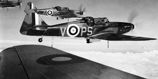 Adult Lecture Series: Rick Lipscomb on Royal Air Force Heritage