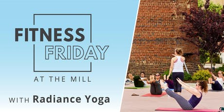 Fitness Friday at The Mill  tickets