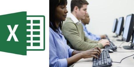 Microsoft Excel Beginner tickets