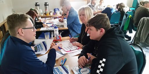 Perth and Kinross Young Placechangers training day