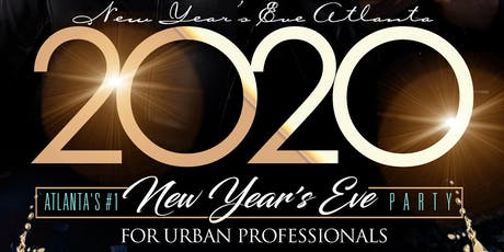 New Years Eve Atlanta 2020 tickets
