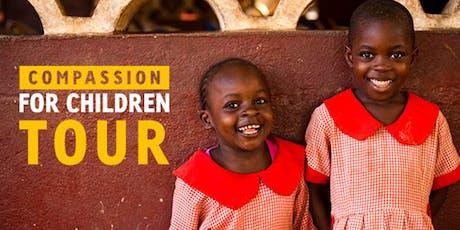 Compassion for Children Tour - Islington (London)  tickets