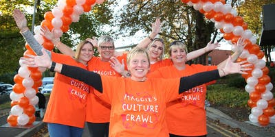 Maggie's Culture Crawl Nottingham 2019 Volunteer Form