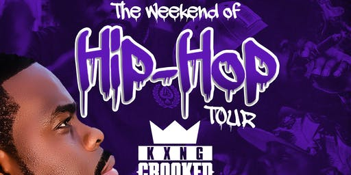 Kxng Crooked Live in Fort Worth TX