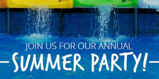 St. Clair & Massey Orthodontics Hobbs Summer Party
