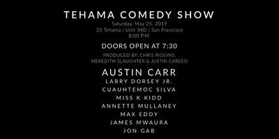 Tehama Comedy Show | May 25, 2019