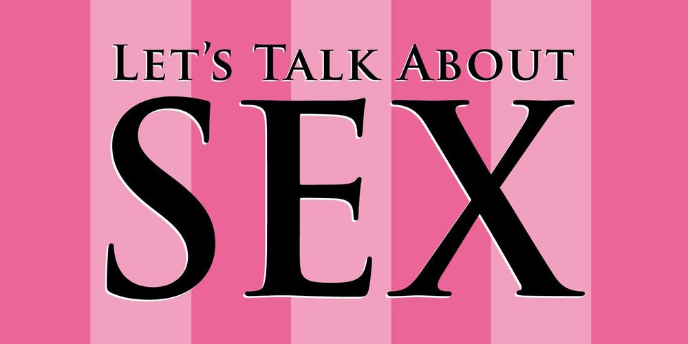 Image result for lets talk about sex