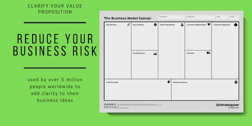 Risk Reduction Using Business Model Canvas