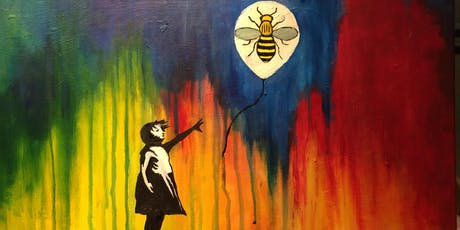 Paint Street Art! Afternoon, Manchester, Saturday 29 June tickets