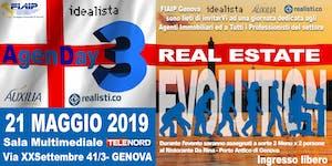 AgenDAY III - Real Estate Evolution  21 MAGGIO 2019
