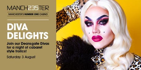 Diva Delights tickets