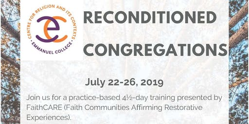 re-Conditioned Congregations