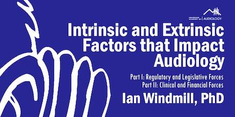 CAA 2019 Summer Symposium featuring Ian Windmill,PhD tickets
