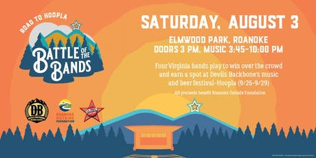 Devils Backbone Road to Hoopla: Battle of the Bands tickets