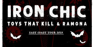 Iron Chic, Toys That Kill, Ramona, and Dust Control