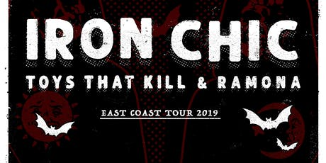 Iron Chic, Toys That Kill, Ramona, and Dust Control tickets