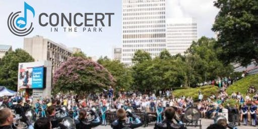 Concert in the Park & VIP Reception by Spirit of Atlanta Drum and Bugle Corps (Benefit)