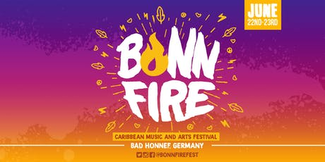 BonnFire Festival - Caribbean Music and Arts Festival. Tickets