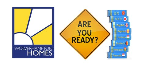 Copy of 'Are You Ready' Workshop - for Arabic & Romanian languages tickets
