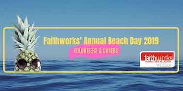 Faithworks' Annual Beach Day 2019