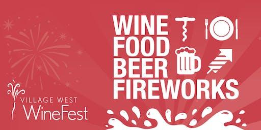 2019 Village West WineFest