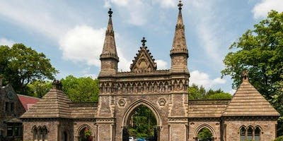 Horticulture and Buildings of Forest Hills Cemetery Walking Tour