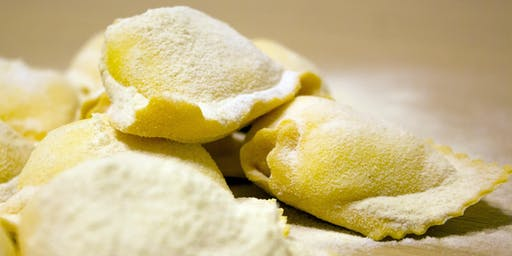 Tortelli and Ravioli - Cooking Class with Chef Gabriele Bagni