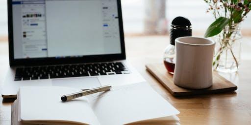 Get Started with Blogging for Business - Beginners Workshop