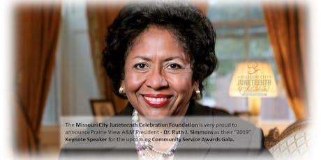 "MCJCF Community Service Awards Gala ""Gen. Admission"" tickets"