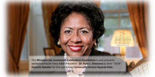 "MCJCF Community Service Awards Gala ""Gen. Admission"""