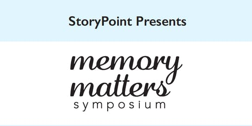 StoryPoint Grove City Memory Matters Symposium