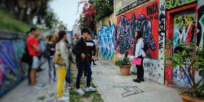 Street Art Tour Cagliari