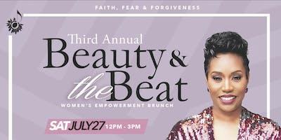 Beauty & the Beat Brunch 2019