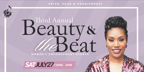 Beauty & the Beat Brunch 2019 tickets