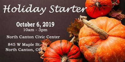Holiday Starter Craft & Vendor Show