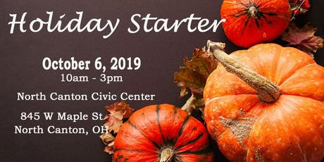 Holiday Starter Craft & Vendor Show tickets