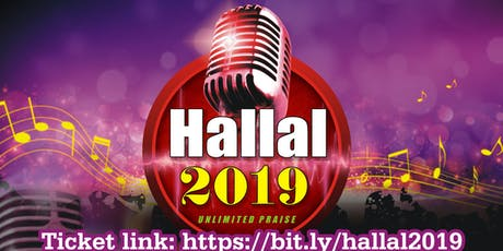 Hallal 2019 (Praise and Gospel) Concert tickets
