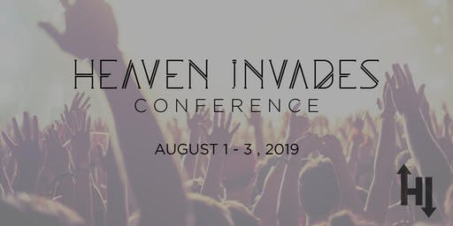 Heaven Invades Conference