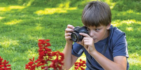 2019 Summer Photo Academy for Kids tickets