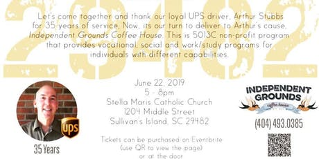 Arthur Stubbs's Fundraiser ... A Retirement Party With A Cause  tickets