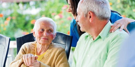 Your rights in aged care - consumer event tickets