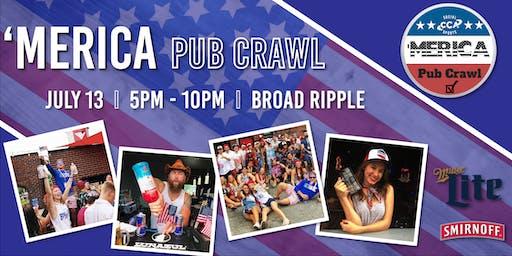 2nd Annual 'Merica Pub Crawl